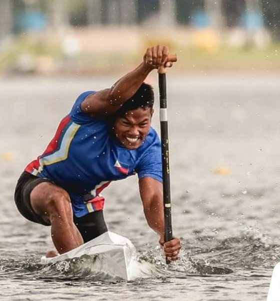 Tiebreaker Times Hermie Macaranas ends PH canoe's SEAG drought 2019 SEA Games Canoe News  Hermie Macaranas 2019 SEA Games - Canoe 2019 SEA Games