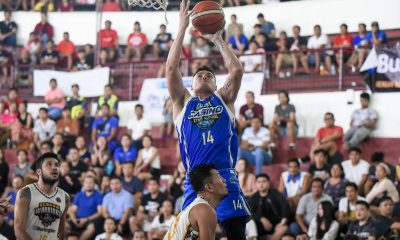 Tiebreaker Times Will McAloney almost quit basketball as he worked as PLDT inspector to sustain family Basketball MPBL News PBA  Will McAloney PBA Season 45 NLEX Road Warriors Cebu Sharks 2019-20 MPBL Lakan Cup