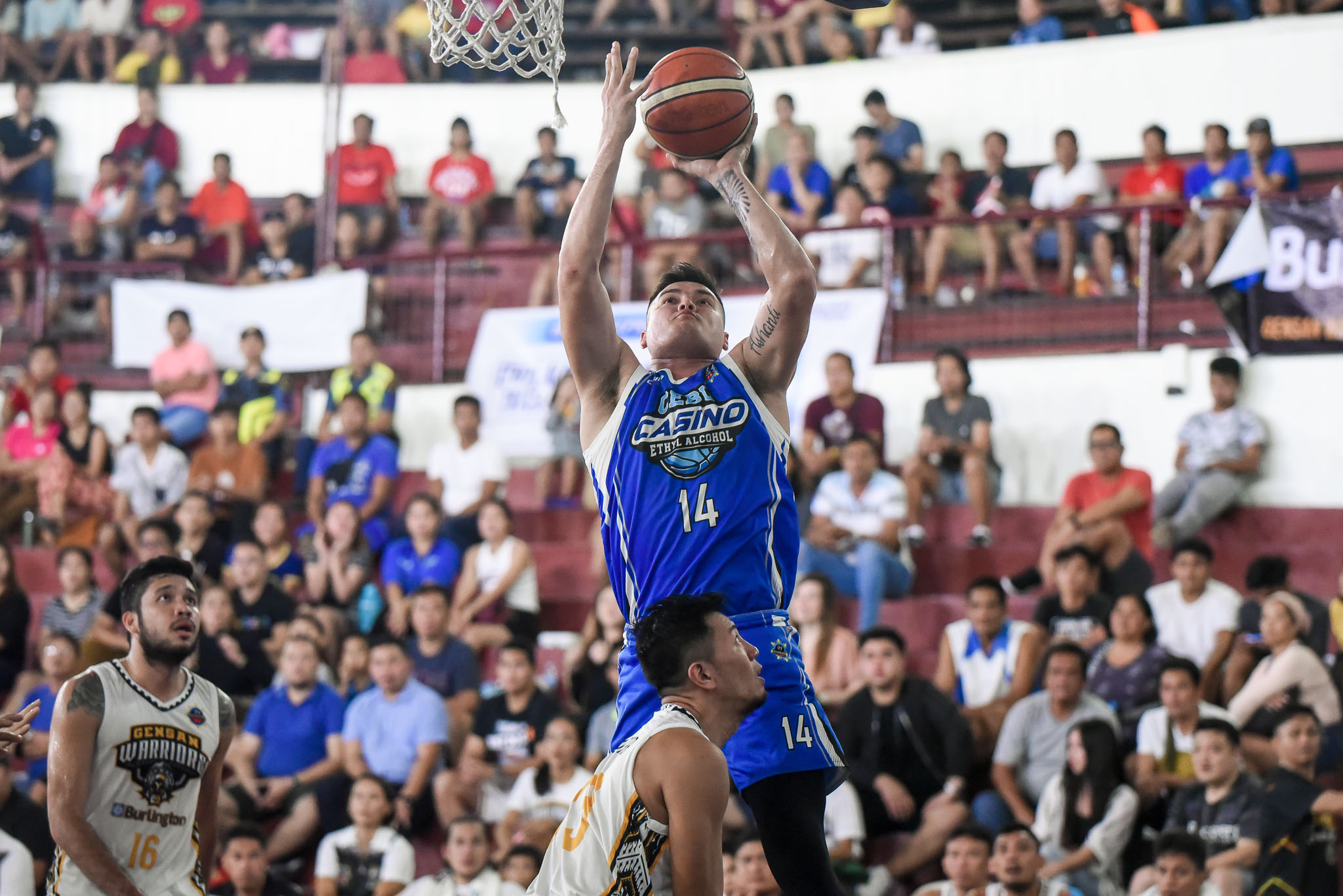 Tiebreaker Times Despite getting drafted in PBA, Will McAloney vows to lead Cebu to MPBL playoffs Basketball MPBL News  William McAloney Cebu Sharks 2019-20 MPBL Lakan Cup
