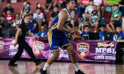 Tiebreaker Times Bacoor City pounces on depleted, Cholo Villaneuva-less Makati Super Crunch Basketball MPBL News  Michael Mabulac Michael Canete Manny Mendoza Makati Super Crunch Joseph Sedurifa Joseph Manlangit Gab Banal Chris Gavina Bacoor Strikers 2019-20 MPBL Lakan Cup