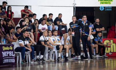 Tiebreaker Times Makati Super Crunch team owner says Cholo Villanueva out due to 'personal reasons' Basketball MPBL News  Paolo Orbeta Makati Super Crunch Cholo Villanueva 2019-20 MPBL Lakan Cup
