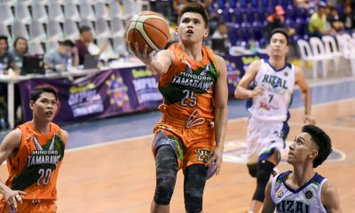 Tiebreaker Times Richard Abanes late free throw tows Mindoro past Rizal-Xentro Mall in MPBL Basketball MPBL News  Rodel Vaygan Rizal-Xentro Mall Golden Coolers Richard Abanes Mindoro Tamaraws Mark Benitez Lord Casajeros Justin Tan Jordan Rios 2019-20 MPBL Lakan Cup