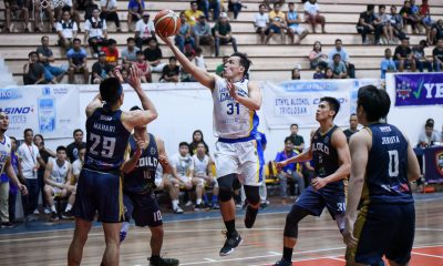 Tiebreaker Times Enguio leads Muntinlupa-Angelis Resort to massive MPBL upset of Iloilo United Basketball MPBL News  Paeng Regubio Muntinlupa Cagers Iloilo United Royals GJ Ylagan Eric Gonzales Edzel Mag-isa Chico Tirona Biboy Enguio Alfrancis Tamsi Aaron Jeruta 2019-20 MPBL Lakan Cup