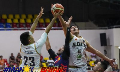 Tiebreaker Times Prado takes over as Iloilo staves off Rizal for sixth straight win in MPBL Basketball MPBL News  Rommel Saliente Rizal-Xentro Mall Golden Coolers Richard Escoto kelvin gregorio Jerson Prado Jayvee Gayoso Jansen Rios Iloilo United Royals Eric Gonzales Alfrancis Tamsi 2019-20 MPBL Lakan Cup