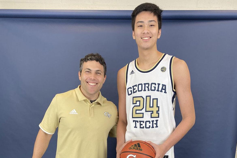Kai Sotto Makes Unofficial Visit To Georgia Tech As Depaul