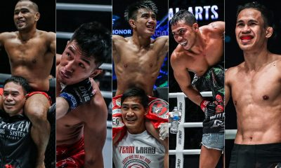 Tiebreaker Times Greatest hits for Filipino ONE athletes in 2019 Mixed Martial Arts News ONE Championship  Robin Catalan Rene Catalan ONE: Roots of Honor ONE: Reign of Valor ONE: Masters of Fate ONE: Age of Dragons Joshua Pacio Jeremy Miado Geje Eustaquio