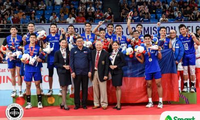 Tiebreaker Times After valiant SEAG stand, LVPI to give PMNVT more international exposure 2019 SEA Games News Volleyball  Philippine Men's National Volleyball Team Peter Cayco Larong Volleyball ng Pilipinas Inc. Dante Alinsunurin 2019 SEA Games - Volleyball 2019 SEA Games