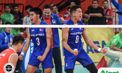 Tiebreaker Times Alinsunurin hopes current PMNVT accomplishes what he failed to do 2019 SEA Games News Volleyball  Dante Alinsunurin 2019 SEA Games - Volleyball 2019 SEA Games