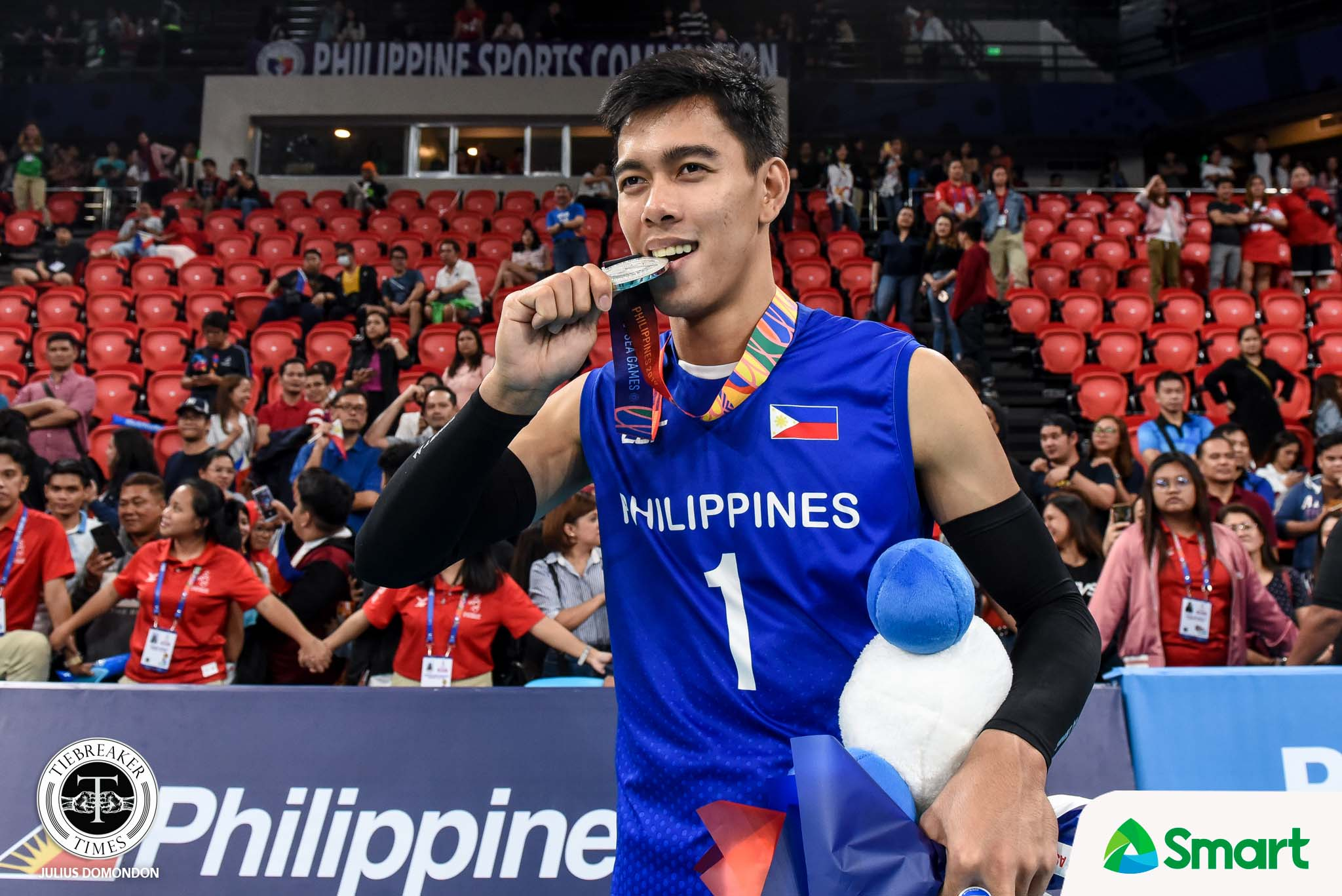 Tiebreaker Times Bagunas heads back to Japan a day after SEAG, leaves Philippines with silver 2019 SEA Games News Volleyball  Philippine Men's National Volleyball Team Bryan Bagunas 2019 SEA Games - Volleyball 2019 SEA Games