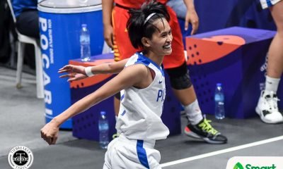 Tiebreaker Times Pontejos waxes hot from deep, buoys Gilas Women's 3x3 to SEA Games Finals 2019 SEA Games 3x3 Basketball Gilas Pilipinas News  Vietnam (Basketball) Janine Pontejos Jack Animam Gilas Pilipinas Women Clare Castro Afril Bernardino 2019 SEA Games - 3x3 Basketball 2019 SEA Games