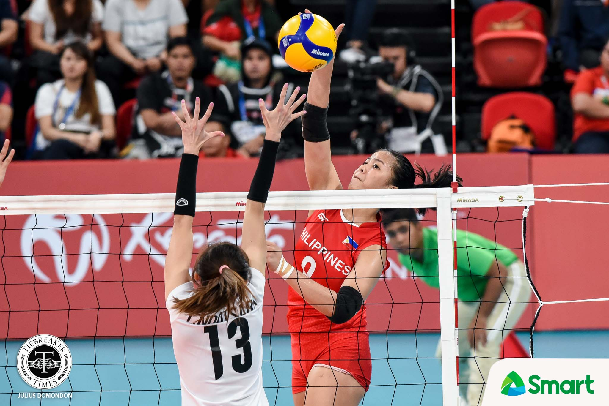 Tiebreaker Times After PWNVT debacle, LVPI seeks to 'find common ground' for PVL, PSL 2019 SEA Games News PSL PVL Volleyball  Philippine Women's National Volleyball Team 2020 PVL Season 2020 PSL Season 2019 SEA Games - Volleyball 2019 SEA Games