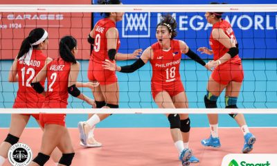 Tiebreaker Times Gallant stand versus Thailand testament to Philippines growth, says Aby Maraño 2019 SEA Games News Volleyball  Philippine Women's National Volleyball Team Aby Marano 2019 SEA Games - Volleyball 2019 SEA Games