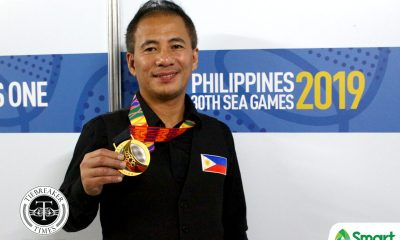 Tiebreaker Times Dennis Orcollo retains SEAG 10-ball crown 2019 SEA Games Billiards News  Warren Kiamco Rubilen Amit Jefrey Roda Dennis Orcollo Chezka Centeno 2019 SEA Games - Billiards 2019 SEA Games
