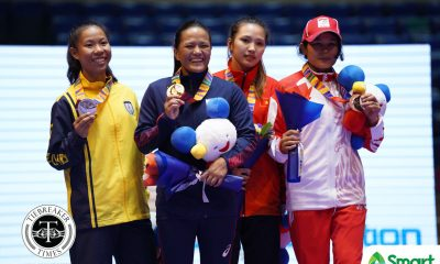 Tiebreaker Times SEAG 'Golden Girl' Gina Iniong approaching 2020 with Conviction Mixed Martial Arts News ONE Championship  Team Lakay ONE: Fire and Fury Gina Iniong