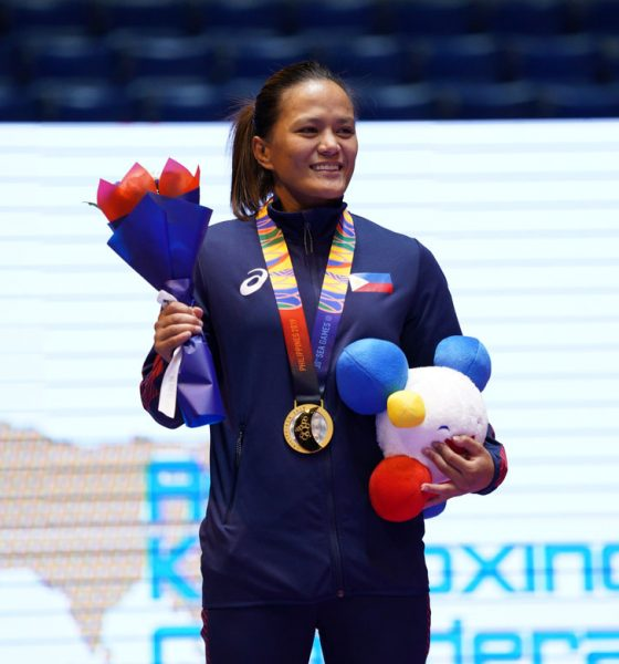 Tiebreaker Times After SEA Games conquest, Gina Iniong refocuses on ONE return Kickboxing Mixed Martial Arts News ONE Championship  Team Lakay ONE: Fire and Fury Gina Iniong 2019 SEA Games - Kickboxing 2019 SEA Games