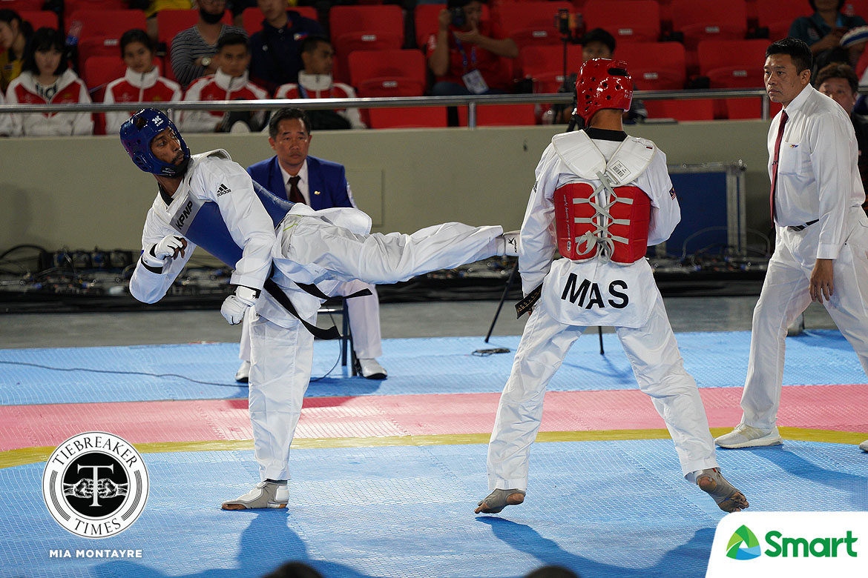 Tiebreaker Times Samuel Morrison crushes Malaysian foe to win SEAG -80kg taekwondo gold Uncategorized  Samuel Morrison 2019 SEA Games - Taekwondo 2019 SEA Games