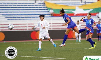 Tiebreaker Times PWNFT standouts look back on tragic SEA Games finale Football News Philippine Malditas  Philippine Women's National Football Team Inna Palacios Hali Long Eva Madarang Cam Rodriguez 2019 SEA Games - Football