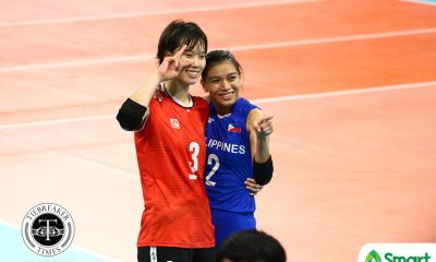 Tiebreaker Times T4 in the Philippines? Why not, she says 2019 SEA Games News Volleyball  Vietnam (Volleyball) Tran Thi Thanh Thuy 2019 SEA Games - Volleyball 2019 SEA Games