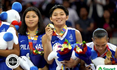 Tiebreaker Times Late replacement Mar Prado ends up being part of Gilas history 2019 SEA Games Basketball Gilas Pilipinas News  Mar Prado Gilas Pilipinas Women 2019 SEA Games - Basketball 2019 SEA Games