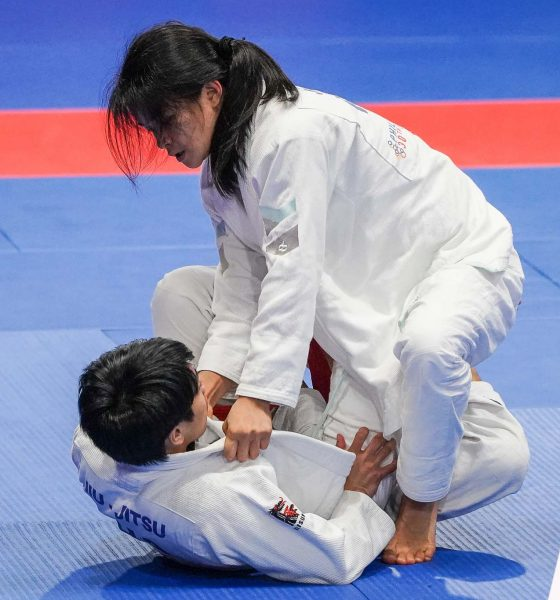 Tiebreaker Times Meggie Ochoa's SEAG gold was more than just for her legacy 2019 SEA Games Brazilian Jiu Jitsu News  Meggie Ochoa Atos Philippines 2019 SEA Games - Jiu Jitsu 2019 SEA Games