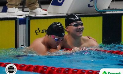 Tiebreaker Times Schooling doesn't mind first SEAG loss as 'brother' ended up with gold 2019 SEA Games News Swimming  Teong Tzen Wei Joseph Schooling 2019 SEA Games - Swimming 2019 SEA Games