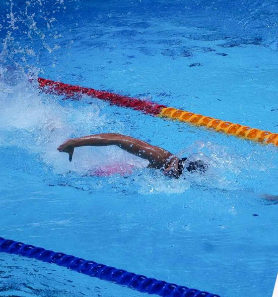 Tiebreaker Times Deiparine, women's 4x100m take SEAG silver as Alkhaldi hits OST-B time 2019 SEA Games News Swimming  Remedy Rule Jasmine Alkhaldi James Deiparine Desirae Mangaoang Chole Isleta 2019 SEA Games - Swimming 2019 SEA Games
