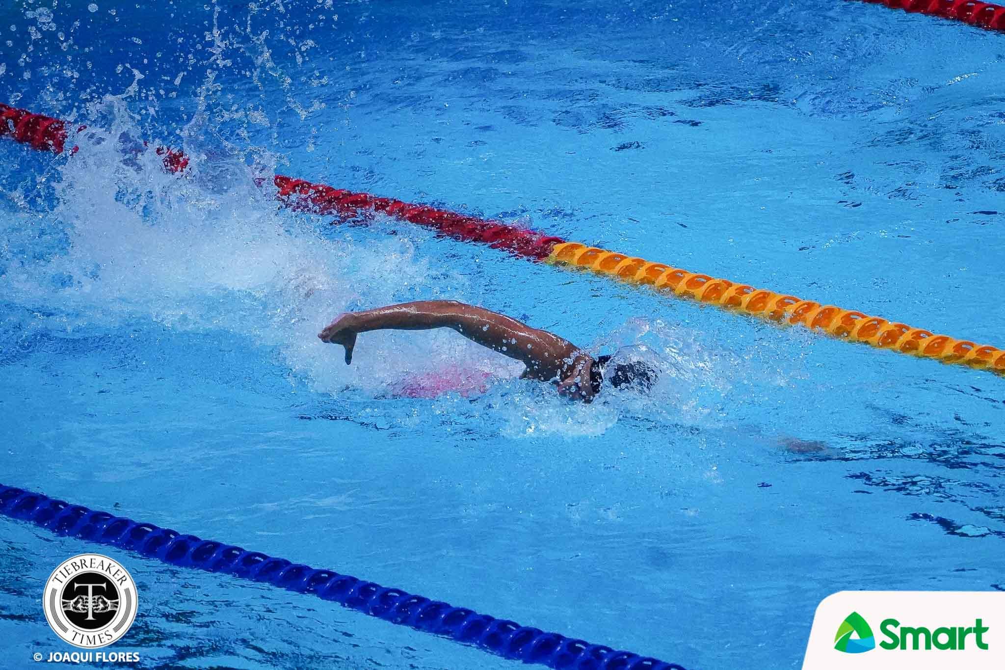 Tiebreaker Times Deiparine, women's 4x100m take SEAG silver as Alkhaldi hits OST-B time 2019 SEA Games News Swimming  Remedy Rule Jasmine Alkhaldi James Deiparine Desirae Mangaoang Chole Isleta 2019 SEA Games - Swimming 2019 SEA Games
