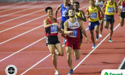 Tiebreaker Times Carter Lilly holds no grudges against Vietnam runner that cost him gold 2019 SEA Games News Track & Field  Carter Lilly 2019 SEA Games - Athletics 2019 SEA Games
