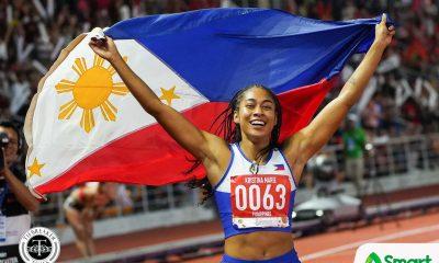 Tiebreaker Times Kristina Knott breaks Lydia De Vega's 33-year record in 100m News Track & Field  Kristina Knott