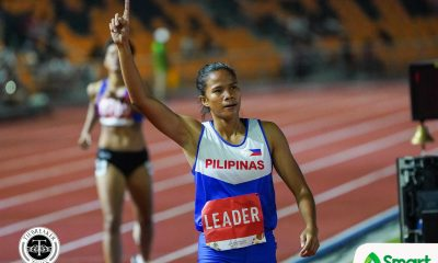 Tiebreaker Times SEAG 'Wonder Woman' Sarah Dequinan longs for family 2019 SEA Games News Track & Field  Sarah Dequinan 2019 SEA Games - Athletics 2019 SEA Games