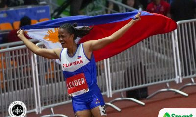 Tiebreaker Times Sarah Dequinan is 2019 SEA Games' greatest female athlete 2019 SEA Games News Track & Field  Sarah Dequinan 2019 SEA Games - Athletics 2019 SEA Games