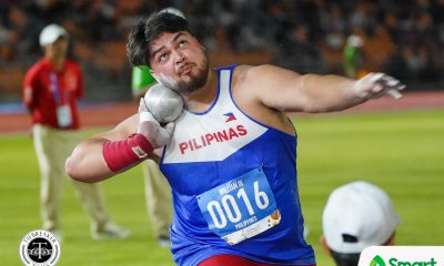 Tiebreaker Times Willie Morrison shatters SEAG shotput record 2019 SEA Games News Track & Field  Willie Morrison 2019 SEA Games - Athletics 2019 SEA Games
