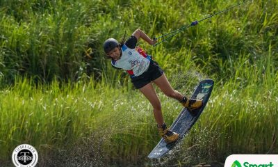 Tiebreaker Times Susan Larsson, Jhondi Wallace thrill in wakeboard, bag two SEAG golds 2019 SEA Games News Wakeboarding  Susan Larsson Jhondi Wallace 2019 SEA Games - Wakeboard and Waterski 2019 SEA Games