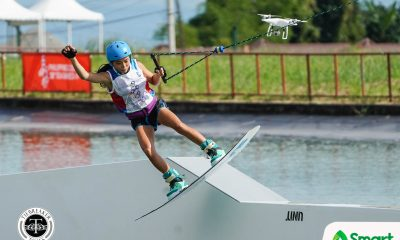 Tiebreaker Times After SEAG triumph, Wallace, Larsson to lead PH wakeboard to worlds 2019 SEA Games News Wakeboarding  Susan Larsson Samantha Bermudez Raphael Trinidad Ralph Villaro Jhondi Wallace Christian Joson 2019 SEA Games - Wakeboard and Waterski 2019 SEA Games