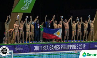 Tiebreaker Times Philippine Men's Water Polo ends 10-year SEA Games medal drought 2019 SEA Games News Water Polo  Philippine Men's National Waterpolo Team Matthew Yu Malaysia (Water Polo) john paulo serrano Aljon Salonga 2019 SEA Games - Water Polo 2019 SEA Games