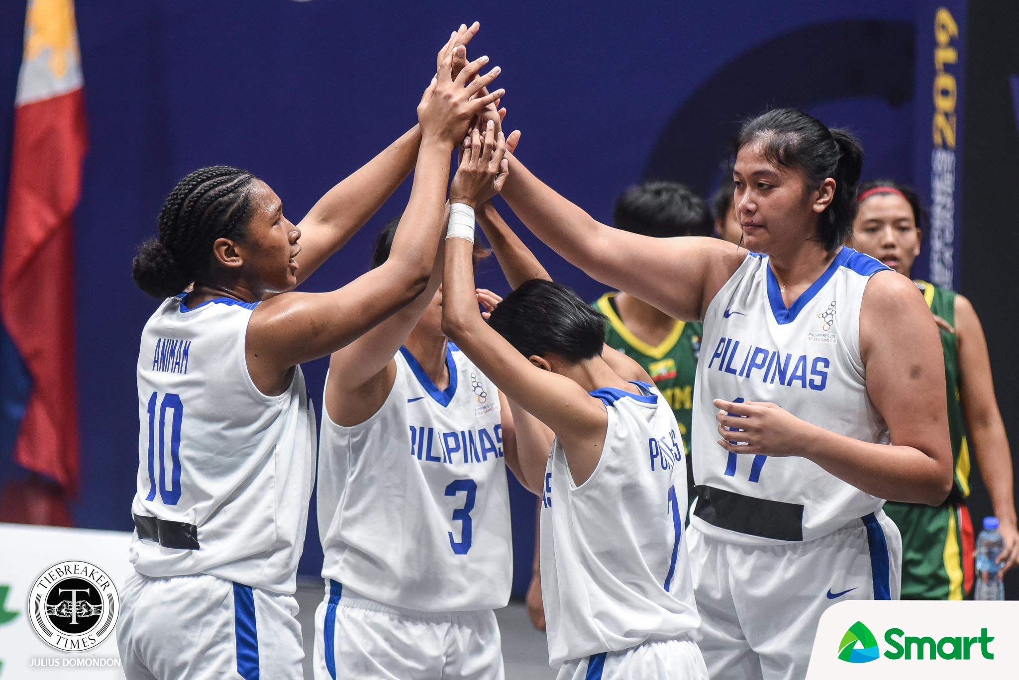 Tiebreaker Times Gilas Women's 3x3 go to 3-0, inch closer to SEA Games semis 2019 SEA Games 3x3 Basketball Gilas Pilipinas News  Janine Pontejos Jack Animam Gilas Pilipinas Women Clare Castro Afril Bernardino 2019 SEA Games - 3x3 Basketball 2019 SEA Games