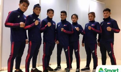 Tiebreaker Times Ryan Jakiri leads five PH fighters in SEAG muaythai gold medal round 2019 SEA Games Muay Thai News  Ryan Jakiri Phillip Delarmino Kim Robert Miranda Jenelyn Olsim Islay Bomogao Ariel Lampacan Alexis Mayag As 2019 sea games - muay thai 2019 SEA Games