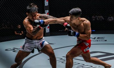 Tiebreaker Times Rodian Menchavez apologetic after second straight loss Mixed Martial Arts News ONE Championship  Rodian Menchavez ONE: Mark of Greatness Brawler's Lab