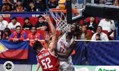 Tiebreaker Times Inspired by hometown crowd, CJ Perez gives highlight to remember 2019 SEA Games 3x3 Basketball Gilas Pilipinas News  Gilas Pilipinas 3x3 CJ Perez 2019 SEA Games - 3x3 Basketball 2019 SEA Games