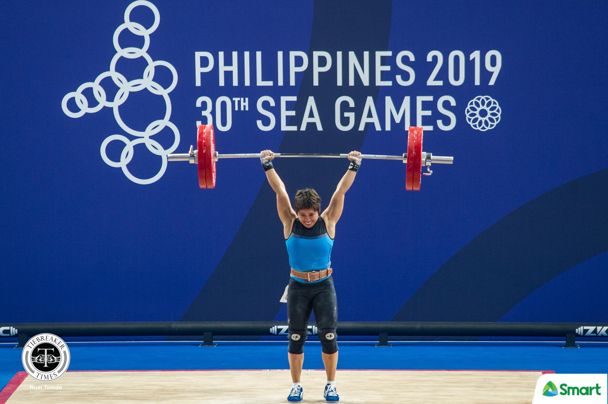 Tiebreaker Times Hidilyn Diaz's Olympic dream suffers blow due to coronavirus pandemic 2020 Tokyo Olympics News Weightlifting  Samahang Weightlifting ng Pilipinas Monico Puentevella Hidilyn Diaz Coronavirus Pandemic 2020 Ibero-American Open