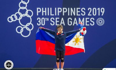Tiebreaker Times Hidilyn Diaz wins three golds in Roma World Cup, on pace for Tokyo News Weightlifting  Hidilyn Diaz 2020 Roma Weightlifting World Cup