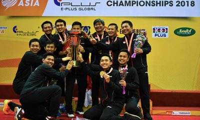 Tiebreaker Times Philippines to host 2020 Badminton Asia Team Championships 2020 Badminton Asia Team Championships Badminton News  Philippine Badminton Association Chit Boon Saw Badminton Asia 2020 Badminton Asia Team Championships