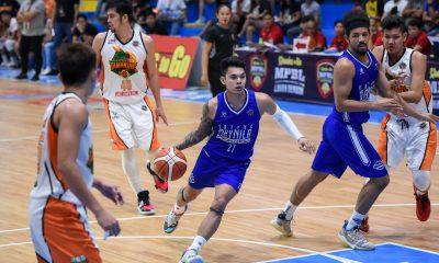 Tiebreaker Times Bitoon shows new facet in game, steers Manila to MPBL record-setting night Basketball MPBL News  Tino Pinat Manial Stars Chris Bitoon 2019-20 MPBL Lakan Cup