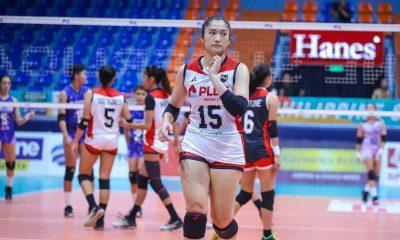 Tiebreaker Times Jerrili Malabanan joins Grethcel Soltones in Petro Gazz News PVL Volleyball  Petro Gazz Angels Jerrili Malabanan 2020 PVL Season