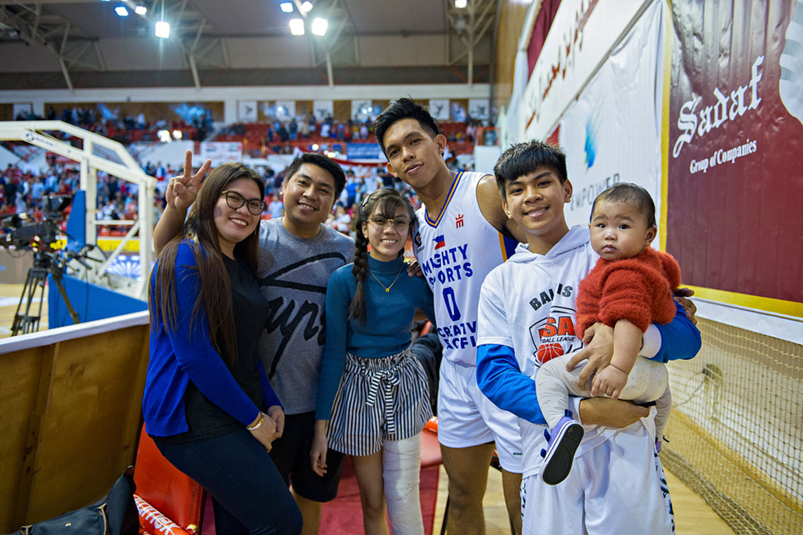 Tiebreaker Times Dubai stint proved Thirdy Ravena is ready for int'l play, says Mighty Sports' Tiu Basketball News  Thirdy Ravena San-en NeoPhoenix Mighty Sports Charles Tiu 2020-21 B.League Season