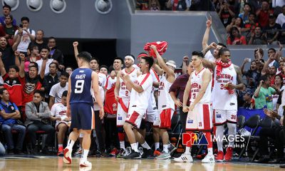 Tiebreaker Times Baser Amer on third loss to Ginebra: 'This was our best chance' Basketball News PBA  PBA Season 44 Meralco Bolts Baser Amer 2019 PBA Governors Cup