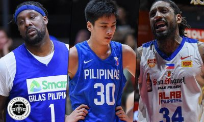 Tiebreaker Times Blatche, Balkman helping Kai Sotto reach NBA dream Basketball News  Renaldo Balkman Kai Sotto Andray Blatche 2020 Dubai International Basketball Championship