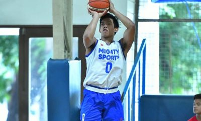 Tiebreaker Times Thirdy Ravena receives interest from Italy, New Zealand clubs Basketball News  Thirdy Ravena Mighty Sports 2020 Dubai International Basketball Championship