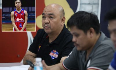 Tiebreaker Times AMA explains decision to pass on Jamie Malonzo in D-League Draft Basketball News PBA D-League  Reed Baclig Jamie Orme-Malonzo Jamie Orme Edwin Ancheta AMA Online Education Titans