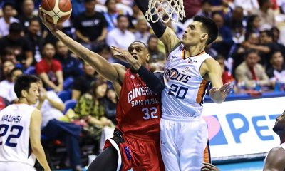 Tiebreaker Times Brownlee does not need Best Import plum to prove greatness, says Tim Cone Basketball News PBA  Tim Cone PBA Season 44 Justin Brownlee Barangay Ginebra San Miguel 2019 PBA Governors Cup